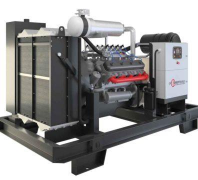 Промышленный газовый генератор ФАС-150-3/ЯП 150 кВт