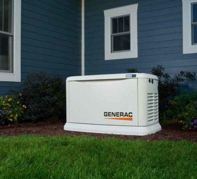 Бытовой газовый генератор GENERAC