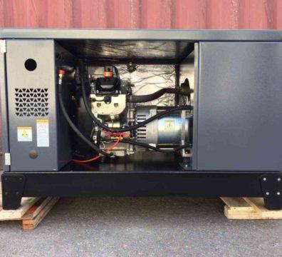 Бытовой газовый генератор Genese Standart Neva Front