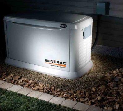 Бытовой газовый генератор GENERAC 5914