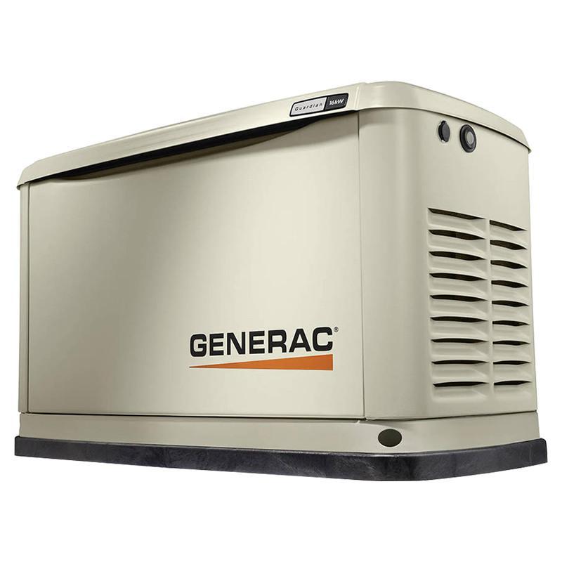 Бытовой газовый генератор GENERAC 7145 WiFi 10 кВт