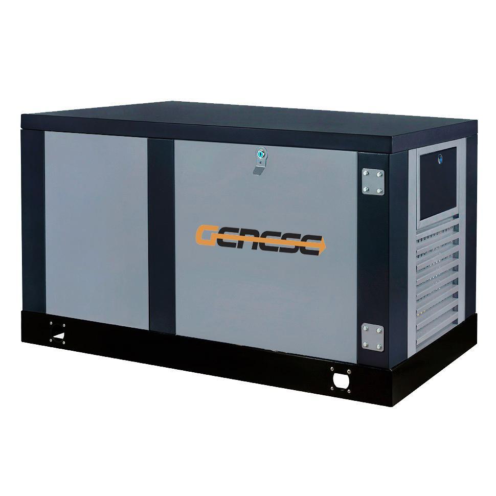 Бытовой газовый генератор Genese Standard 10000 Neva 10 кВт