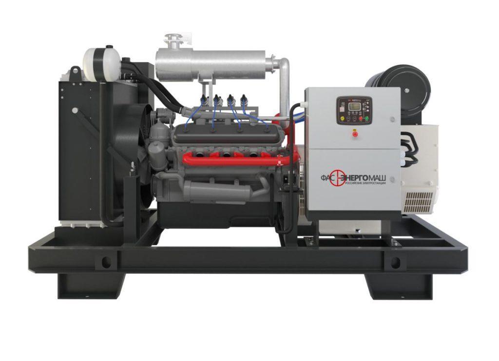 Промышленный газовый генератор ФАС-150-3/ЯП