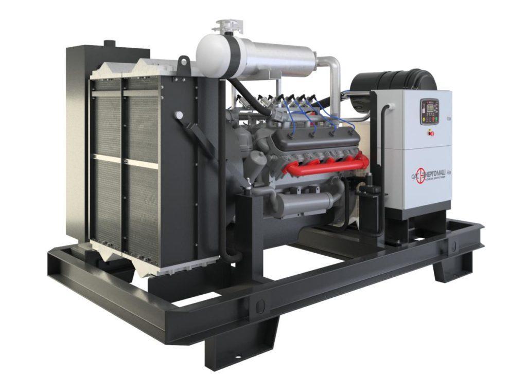 Промышленный газовый генератор ФАС-100-3/ЯП