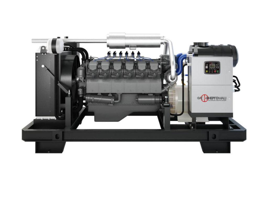Промышленный газовый генератор ФАС-315-3/ЯП