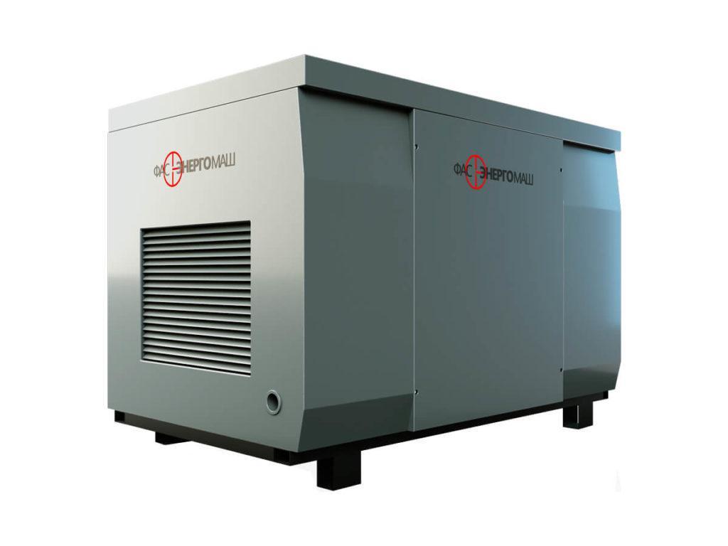 Промышленный газовый генератор ФАС-32-3/ВП