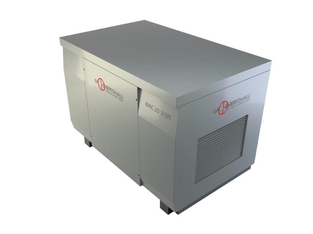 Промышленный газовый генератор ФАС-35-3/ЗР