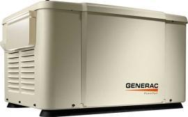 Бытовой газовый генератор GENERAC 6520 5,6 кВт