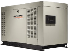 Промышленный газовый генератор Generac RG-027 3P