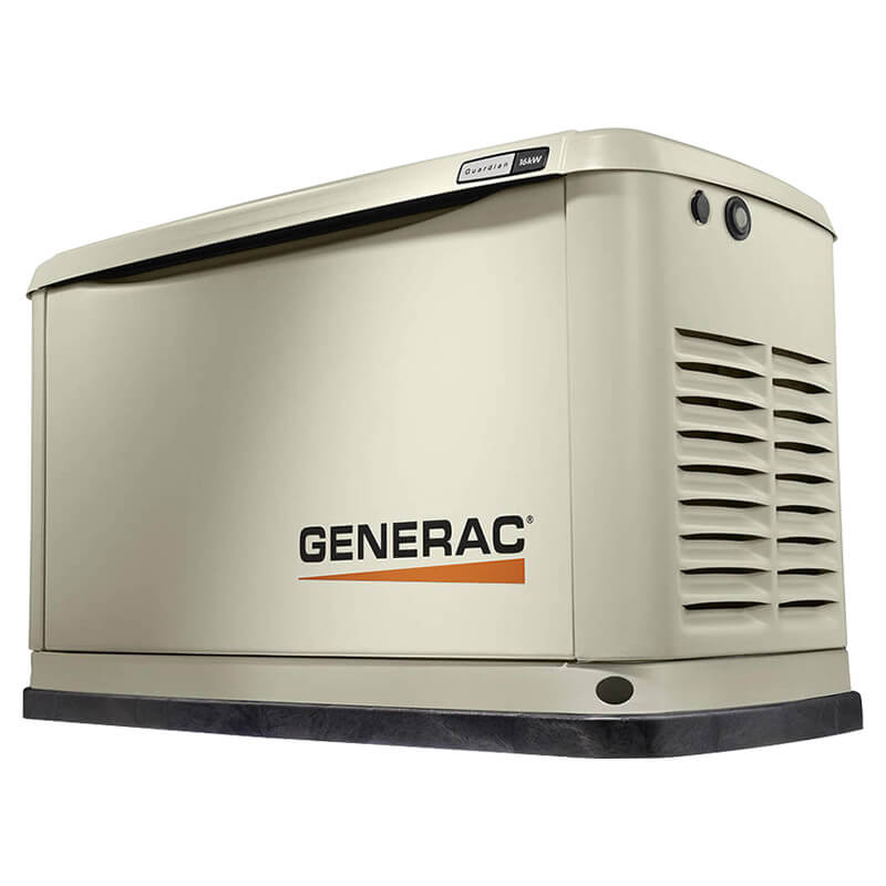 Бытовой газовый генератор GENERAC 7044 8 кВт