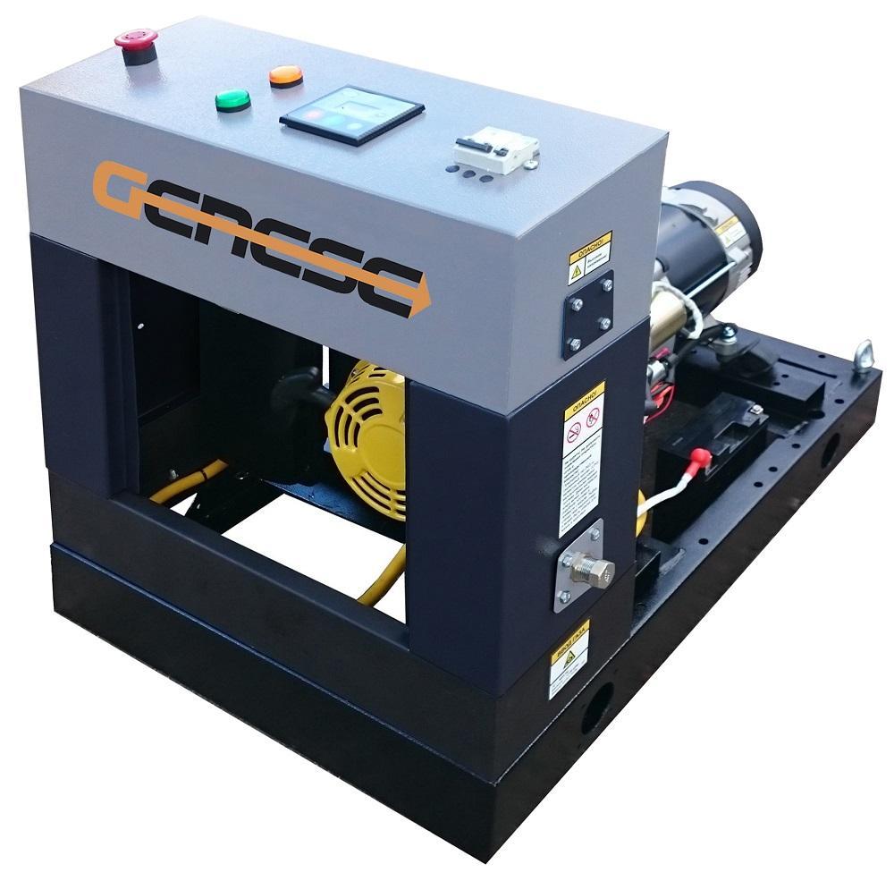 Бытовой газовый генератор Genese Standard 5000 Neva 5 кВт