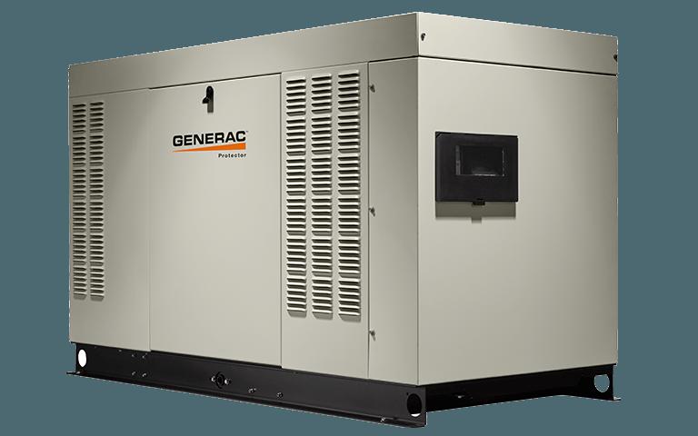 Бытовой газовый генератор GENERAC RG-027 3P 21,6 кВт