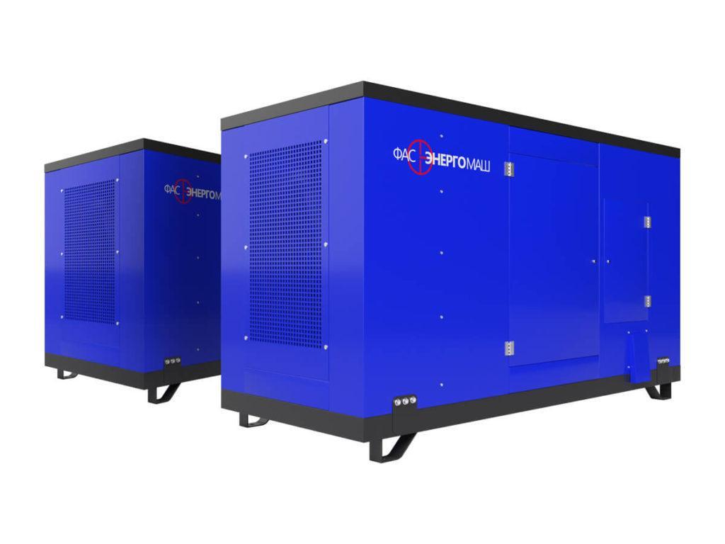 Промышленный газовый генератор ФАС-100-3/МС
