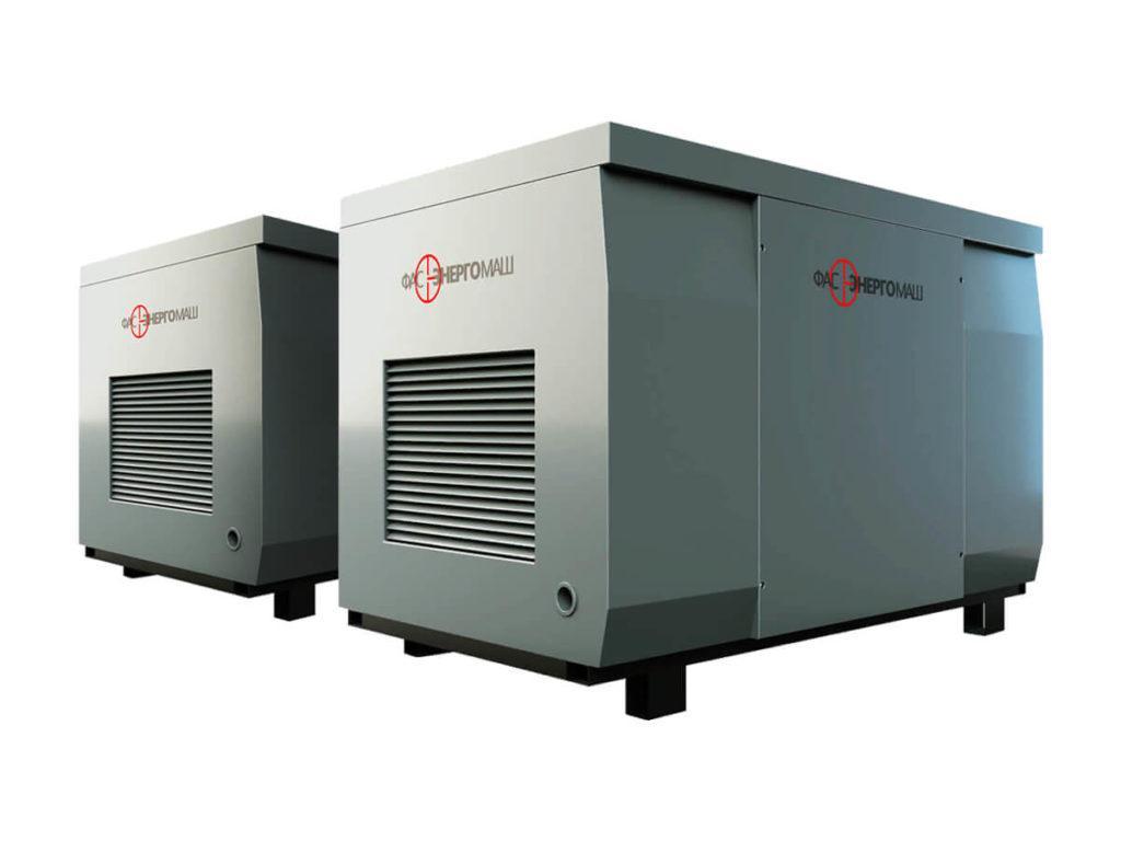 Промышленный газовый генератор ФАС-50-3/ВС