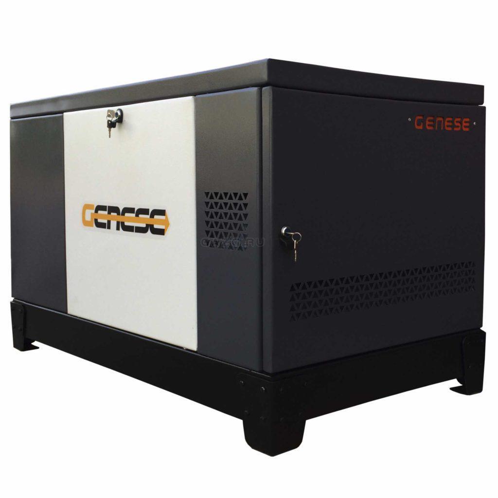 Бытовой газовый генератор Genese Standard 17000 NevaТ 17 кВт