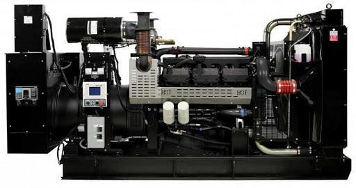Промышленный газовый генератор Generac SG80