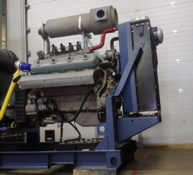 Промышленный газовый генератор ФАС 150 кВт (ЯМЗ)