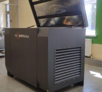 Бытовой газовый генератор ФАС 8 кВт