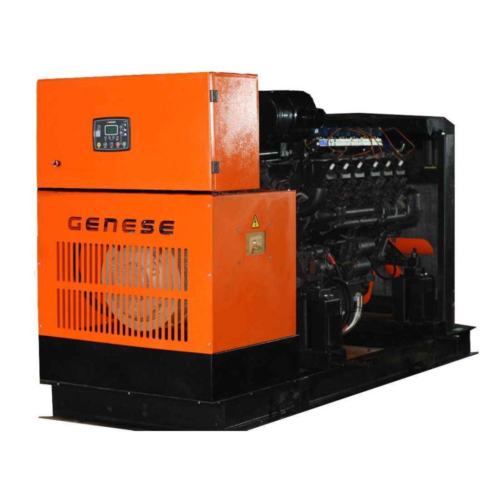 Промышленный газовый генератор Genese Industrial GR 60